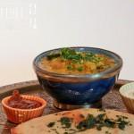 Feuerlinsen Dhal – Rote Linsen Curry indisch
