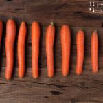 Karotten (Möhren) Kartoffel Ingwer Suppe