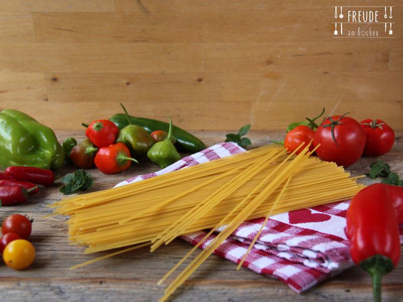 Eierschwammerl (Pfifferling) Pasta - Freude am Kochen vegan