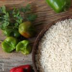 Thailand: gebratener Reis mit Cashew-Kernen – vegetarisch
