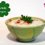 Tzatziki – griechisches Gurken Knoblauch Joghurt vegetarisch