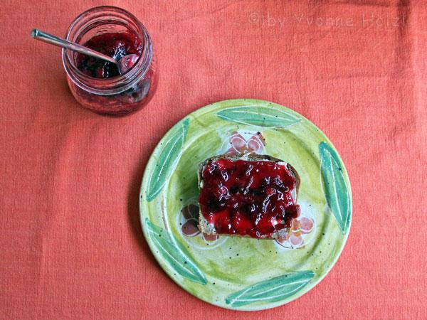 Zwetschgen Marmelade - Pflaumen Konfitüre - Freude am Kochen