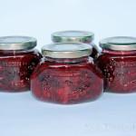 Zwetschgen Marmelade – Pflaumen Konfitüre