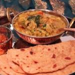 Chinakohl Erbsen Gemüse, indisch  *vegan*