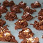 Cornflakes-Schoko-Kekserl – superschnell *vegan*