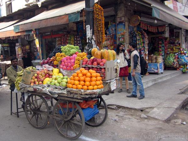 Mitbringsel aus Indien - Freude am Kochen