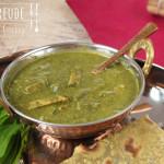 Palak Paneer in Spinatsauce – vegetarisch