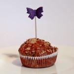 Bärlauch Champignon Muffins – vegetarisch