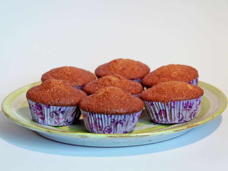 Karotten Muffins: