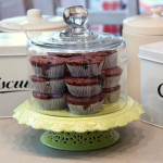 Heidelbeer Schoko Muffins – vegetarisch