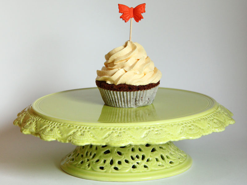 Mango Topping für Cupcakes - Freude am Kochen