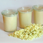Holunderblüten Honig Mascarpone Creme – vegetarisch
