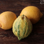 Zitronenschalen Zucker