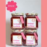 Himbeer Marmelade – Free Printable Etikett