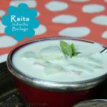 Raita – indische Joghurtsauce zu Curries & Dhals