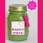 Alles was weg muss Green-Smoothie & Free Printable