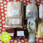 "Foodhaul bei ""My Food for fit"" – Vegan for Fit Challenge Vorbereitung"