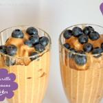 Marillen (Aprikosen) Bananen Kokos Eis – 100% Natur – ratzfatz *vegan* – Vita Easy Rezept – Sommerliebe Blogevent