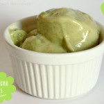 Nicecream: Matcha Bananen Eis & Bananen Eis