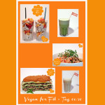 Start: Vegan for Fit -30 Tage Challenge – Tag 01