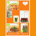 Vegan for Fit -30 Tage Challenge – Tag 03 – Vegan Wednesday #54