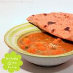 Indisches Kürbis Curry #vegan