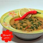 Indische Linsen mit Mangold – Mangold Kokos Dhal