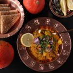 Mumbai Pav Bhaji – Indisches Gemüse Curry -Kürbis Curry Variante