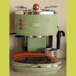 Unser neuer Mitbewohner – Espressomaschine
