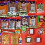 Indien Food-Haul (aus England – London) – indisches Lebensmittel Powershopping