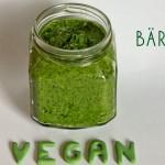 Bärlauch Pesto #vegan #vitaeasy