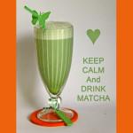 Matcha-Gründonnerstag! – How Matcha Green can you get?