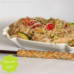 Asiatischer Glasnudel-Salat #vegan – Vegan Wednesday #97