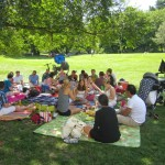 Foodblogger Picknick 2.0  in Wien