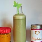 Golden green Shake – Kurkuma & Matcha als Krebsvorsorge?