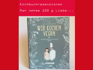 Wir kochen vegan