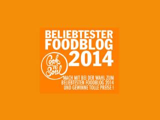 Beliebtester Foodblog