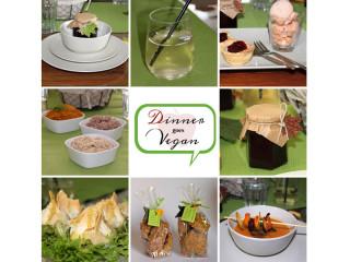 Dinne goes vegan Herbst