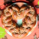 Milchbrot im Brotbackautomat – vegetarisch