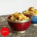 Upma – pikantes südindisches Grieß-Frühstück