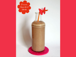 Frauen Superfood Shake