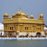 Indien -Golden Temple in Amritsar – 2013