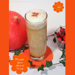 Pumpkin Spice Almond Shake