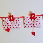 Romantischer Adventskalender – DIY