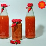Dreierlei thailändische Sweet Chili Saucen