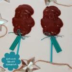 Schokolade Nikolaus – Gebrannte Mandel Schokolade