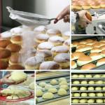 Krapfen backen in der Bäckerei Szihn