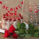 Schwarzwälder Kirsch Torte Valentinstag