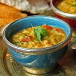 Kokos Linsen Massaman Curry