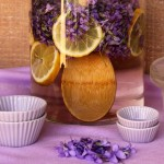 Veilchensirup selber machen